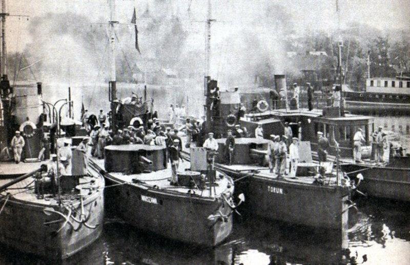 Monitory Flotylli Pińskiej